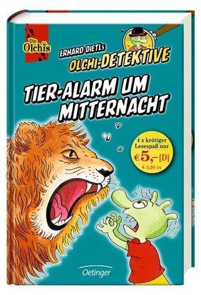 Olchi-Detektive - Tieralarm um Mitternacht