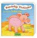 Kuschelige Tierkinder: Das kleine Schwein