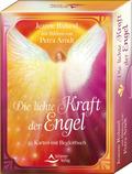 Die lichte Kraft der Engel, 50 Karten + Begleitbuch