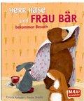 Herr Hase und Frau Bär bekommen Besuch - Maxi Bilderbuch