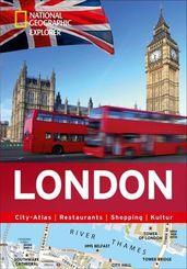 National Geographic Explorer London