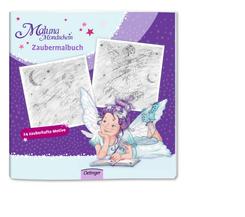 Maluna Mondschein Zaubermalbuch