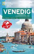 National Geographic Traveler Venedig mit Maxi-Faltkarte