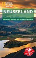 National Geographic Traveler Neuseeland mit Maxi-Faltkarte