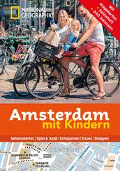 National Geographic Familien-Reiseführer Amsterdam mit Kindern