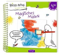 Krickel-Krakel Magisches Malen