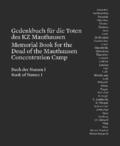 Gedenkbuch für die Toten des KZ Mauthausen / Memorial Book for the Dead of the Mauthausen Concentration Camp - Bd.2