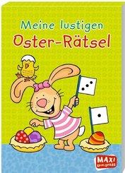 Meine lustigen Oster-Rätsel