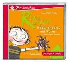 Rocco Randale - Mädchenparty mit Wurm, Audio-CD