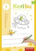 Karibu, Ausgabe 2016: 1. Klasse, Schreiblehrgang Grundschrift