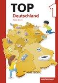 Topographische Arbeitshefte, Ausgabe 2016: TOP Deutschland; Bd.1