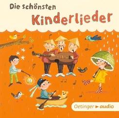 Die schönsten Kinderlieder, Audio-CD