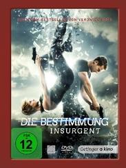 Die Bestimmung - Insurgent, DVD
