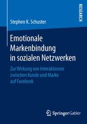 Emotionale Markenbindung in sozialen Netzwerken