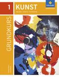 Grundkurs Kunst, Ausgabe 2016 für die Sekundarstufe II: Malerei, Grafik, Fotografie; Bd.1