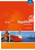 Seydlitz Geographie, Ausgabe 2016 für Gymnasien in Baden-Württemberg: 5./6. Schuljahr, Arbeitsheft
