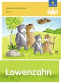 Löwenzahn, Ausgabe 2015: Arbeitshefte A und B mit Lernentwicklungsheft Inklusion, 3 Hefte