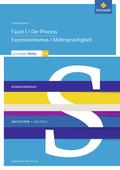 Schroedel Abitur 2018, Ausgabe für Nordrhein-Westfalen: Leistungskurs: Faust I / Der Prozess / Expressionismus / Mehrsprachigkeit
