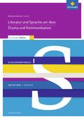 Schroedel Abitur 2018 Niedersachsen, Deutsch: Rahmenthemen 1 und 2: Schülerarbeitsbuch I