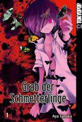 Grab der Schmetterlinge - Bd.1