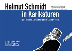Helmut Schmidt in Karikaturen