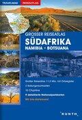 Großer Reiseatlas Südafrika/Namibia/Botsuana