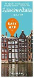 EASY MAP Europa AMSTERDAM