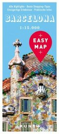 EASY MAP Europa BARCELONA
