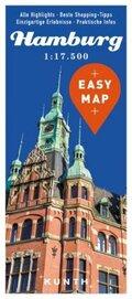 EASY MAP Deutschland HAMBURG
