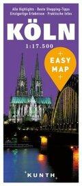 EASY MAP Deutschland KÖLN