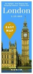 EASY MAP Europa LONDON