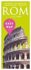 EASY MAP Deutschland/Europa Rom