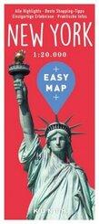 EASY MAP International New York