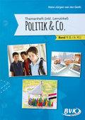 Themenheft Politik & Co. - Bd.1