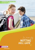 Notting Hill Gate, Ausgabe 2014: 6. Schuljahr, Trainingsheft Besser lesen, m. Audio-CD; Bd.2