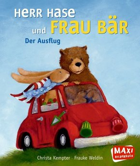 Herr Hase und Frau Bär - Der Ausflug