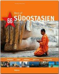 Best of Südostasien - Thailand - Laos - Vietnam - Myanmar - Kambodscha - 66 Highlights