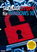 Spionagestopp für Windows 10, CD-ROM