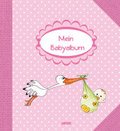 Mein Babyalbum rosa