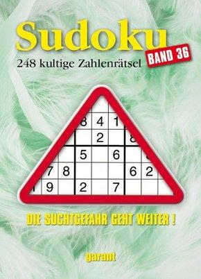 Sudoku - Bd.36