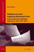 Wettlesen um den Ingeborg-Bachmann-Preis