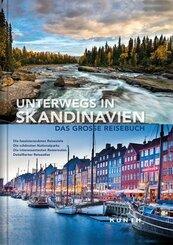 KUNTH Bildband Unterwegs in Skandinavien