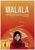 Malala - Ihr Recht auf Bildung, 1 DVD
