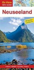 Go Vista Info Guide Reiseführer Neuseeland, m. 1 Karte