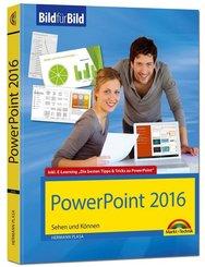 PowerPoint 2016 - Bild für Bild