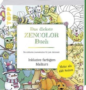 Das dickste Zencolor-Buch