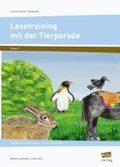 Lesetraining mit der Tierparade