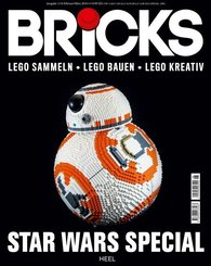 BRICKS LEGO® STAR WARS Spezial: LEGO® sammeln - LEGO® bauen - LEGO® kreativ