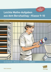 Leichte Mathe-Aufgaben aus dem Berufsalltag - Klasse 9-10