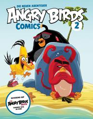 Angry Birds Filmcomic - Aufregung auf der Vogelinsel